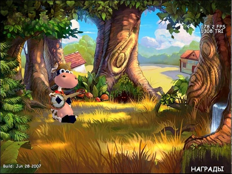 Скачать игру Супер Корова бесплатно и полную версию без регистрации.