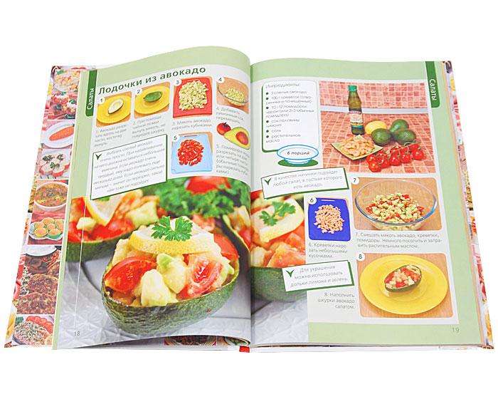 Кулинарные рецепты Анастасии Скрипкиной