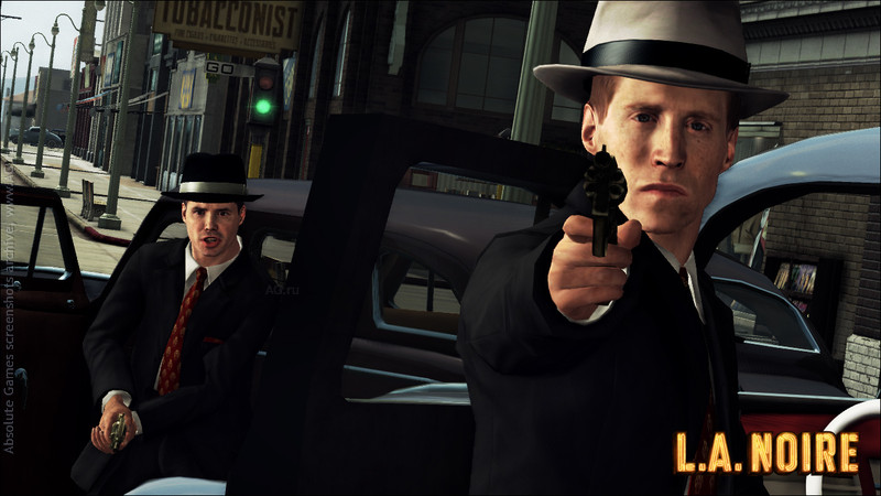 Rockstar's crime thriller L.A. Noire is coming to PC this Autumn