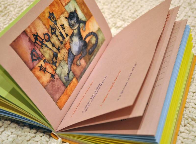 52dfbe1b6523 Подарки, мечты и улыбки. Блокнот для исполнения желаний — фото, ...