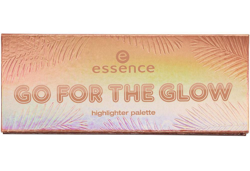 Палетка хайлайтеров Essence «Go For The Glow»  купить в Минске в ... 9555d0c19e4