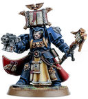 Warhammer 40.000. Space Marines. Librarian in Terminator Armour (48-72) — фото, картинка — 1