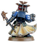 Warhammer 40.000. Space Marines. Librarian in Terminator Armour (48-72) — фото, картинка — 2