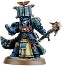 Warhammer 40.000. Space Marines. Librarian in Terminator Armour (48-72) — фото, картинка — 3