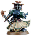 Warhammer 40.000. Space Marines. Librarian in Terminator Armour (48-72) — фото, картинка — 4
