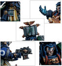 Warhammer 40.000. Space Marines. Librarian in Terminator Armour (48-72) — фото, картинка — 5