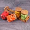 Набор для специй (5 предметов; арт. DV-H-425) — фото, картинка — 2