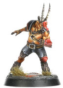 Warhammer Blood Bowl. The Doom Lords. Chaos Chosen Blood Bowl Team (200-47) — фото, картинка — 4