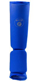 Защита голень-стопа (M; синяя) — фото, картинка — 1