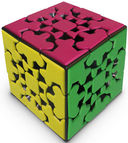 Шестеренчатый XXL Куб — фото, картинка — 1