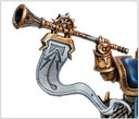 Warhammer Age of Sigmar. Stormcast Eternals. Knight-Heraldor (96-19) — фото, картинка — 3