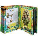 Удивительные птицы. Книга + 6 пазлов — фото, картинка — 1