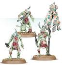 Warhammer Age of Sigmar. Daemons of Nurgle. Plaguebearers (97-10) — фото, картинка — 4