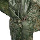 Накидка-пончо увеличенная (цифровая флора) — фото, картинка — 2