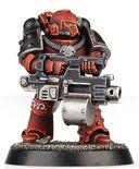 Warhammer 40.000. Space Marines. Mark IV (01-01) — фото, картинка — 3