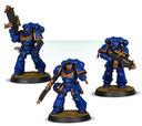 Warhammer 40.000. Space Marines. Intercessors+Paint Set (60-11-60) — фото, картинка — 2