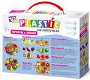 Пластик на липучках. Фрукты и овощи (чемоданчик) — фото, картинка — 1