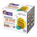 Ингалятор Little Doctor LD-211C (желтый) — фото, картинка — 4