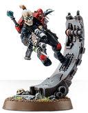 Warhammer 40.000. Officio Assassinorum. Eversor Assassin (52-13) — фото, картинка — 2