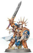 Warhammer Age of Sigmar. Stormcast Eternals. Lord-Celestant Gavriel Sureheart (96-34) — фото, картинка — 1