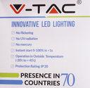 Светодиодная лампа V-TAC VT-2112 11 ВТ, А60, Е27, 2700К — фото, картинка — 3