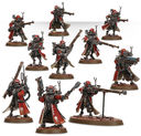 Warhammer 40.000. Adeptus Mechanicus. Skitarii (59-10) — фото, картинка — 2
