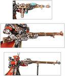 Warhammer 40.000. Adeptus Mechanicus. Skitarii (59-10) — фото, картинка — 5