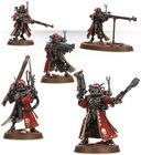 Warhammer 40.000. Adeptus Mechanicus. Skitarii (59-10) — фото, картинка — 4