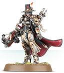 Warhammer 40.000. Inquisition. Inquisitor Greyfax (52-45) — фото, картинка — 1