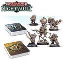 Warhammer Underworlds. Nightvault. Шкуродёры Тандрика (дополнение; 110-54-21) — фото, картинка — 1