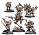 Warhammer Underworlds. Nightvault. Шкуродёры Тандрика (дополнение; 110-54-21) — фото, картинка — 7