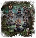 Warhammer Underworlds. Nightvault. Шкуродёры Тандрика (дополнение; 110-54-21) — фото, картинка — 9