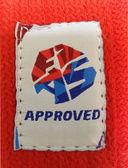 Куртка для самбо JS-303 (р. 5/180; красная) — фото, картинка — 1