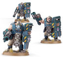Warhammer 40.000. Militarum Auxilla. Bullgryns (47-14) — фото, картинка — 1