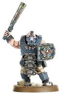 Warhammer 40.000. Militarum Auxilla. Bullgryns (47-14) — фото, картинка — 2