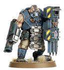 Warhammer 40.000. Militarum Auxilla. Bullgryns (47-14) — фото, картинка — 3