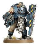 Warhammer 40.000. Militarum Auxilla. Bullgryns (47-14) — фото, картинка — 4