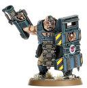 Warhammer 40.000. Militarum Auxilla. Bullgryns (47-14) — фото, картинка — 5