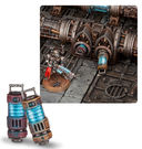 Warhammer 40.000. Sector Mechanicus. Thermic Plasma Conduits (64-69) — фото, картинка — 2