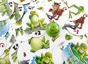 Хвастливая лягушка — фото, картинка — 2