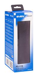 Колонка беспроводная Sven PS-115 (черная) — фото, картинка — 6