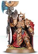 Warhammer 40.000. Adeptus Custodes. Captain-General Trajann Valoris (01-10) — фото, картинка — 2