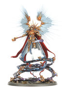 Warhammer Age of Sigmar. Stormcast Eternals. Celestant-Prime, Hammer of Sigmar (96-16) — фото, картинка — 2
