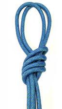 Скакалка для художественной гимнастики Pro 10104 (синяя) — фото, картинка — 1