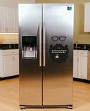 Магнитно-грифельная доска на холодильник