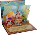 Новый год в детском саду. Книжка-панорамка — фото, картинка — 3