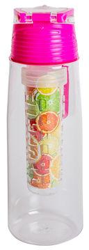 Бутылка для воды (750 мл; розовая) — фото, картинка — 2