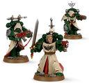 Warhammer 40.000. Dark Angels. Company Veterans Squad (44-09) — фото, картинка — 3