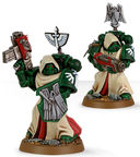 Warhammer 40.000. Dark Angels. Company Veterans Squad (44-09) — фото, картинка — 4