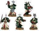 Warhammer 40.000. Dark Angels. Company Veterans Squad (44-09) — фото, картинка — 5